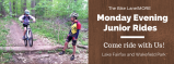 The Bike Lane/s'MORE Junior Rides Kick off April 21